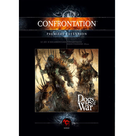 DOGS OF WAR EXPANSION 1 (Hardcover)