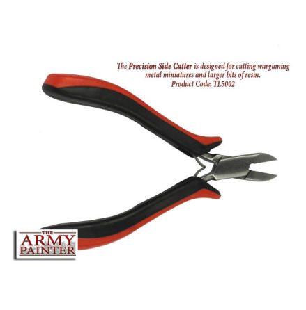Precision Side Cutters (5 Pack)