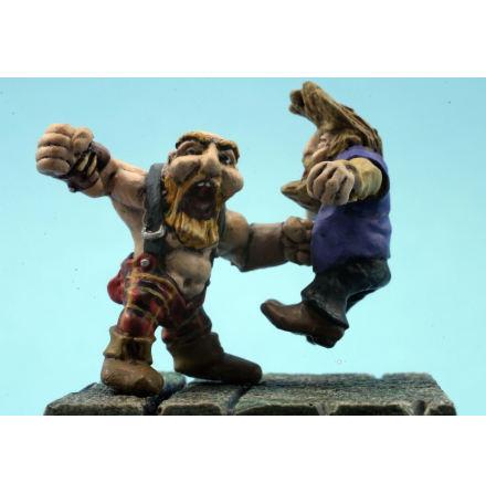 Dwarf ´´Gwaltin + Hempflin´´