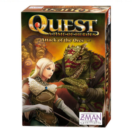 Quest: Attack of the Orcs