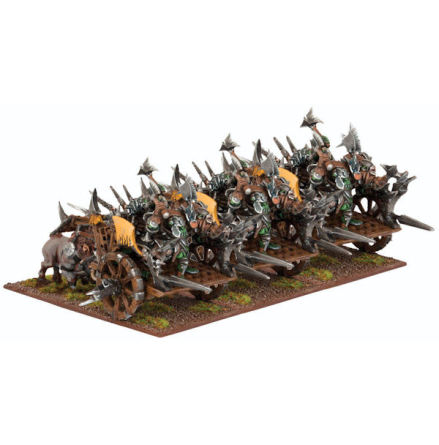 Orc Chariot / Fight Wagon Regiment