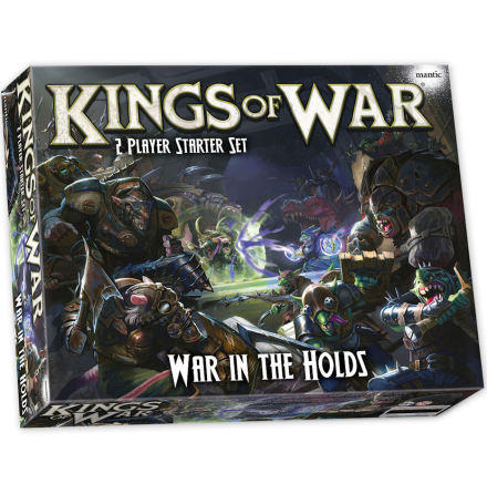 Kings of War: War in the Holds - Two Player Starter Set