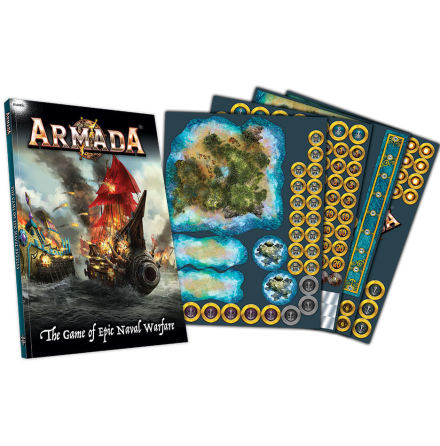 Armada Rulebook & Counters