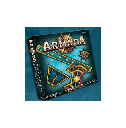Armada Acrylic Template set