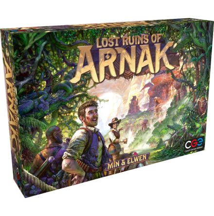 Lost Ruins of Arnak