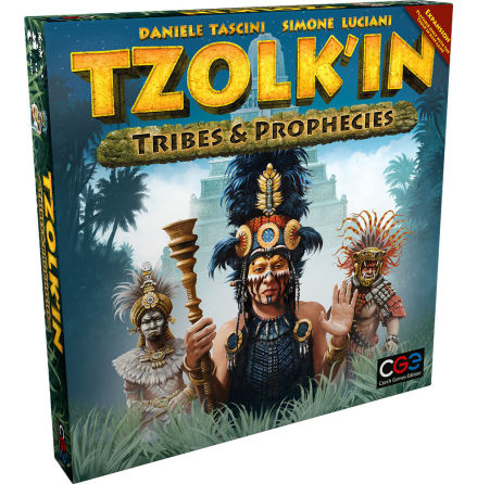 Tzolk´in: Tribes & Prophecies
