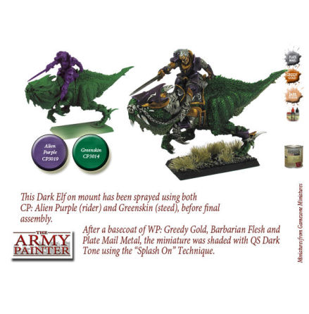 ArmyPainter Colour Primer Spray - Alien Purple