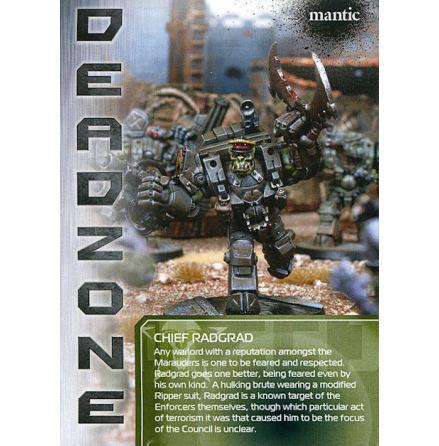 Deadzone Marauder: Chief Radgrad
