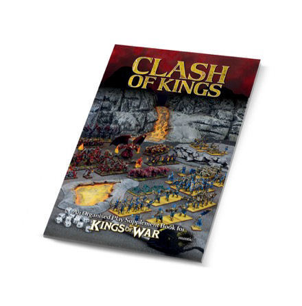 Clash of Kings 2017 - An Organised Play Supplement for Kings of War (-20% discou