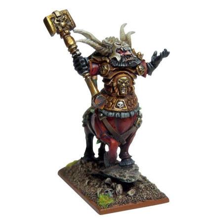 Abyssal Dwarf Half-breed Lord