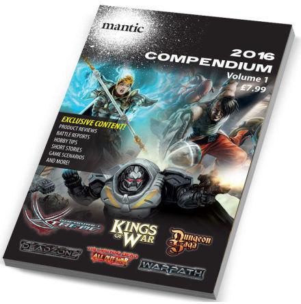 Mantic 2016 Compendium