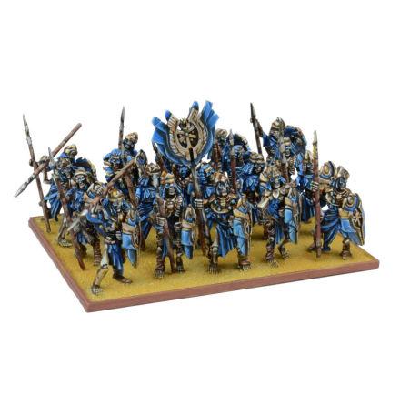 Empire of Dust Skeleton Regiment (20)