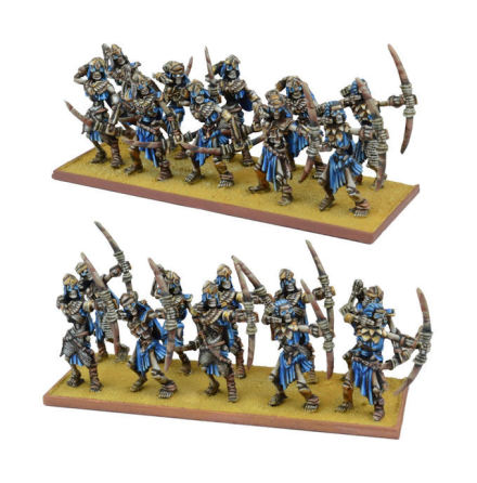 Empire of Dust Skeleton Archer Regiment (20)