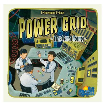 Power Grid: Card Game