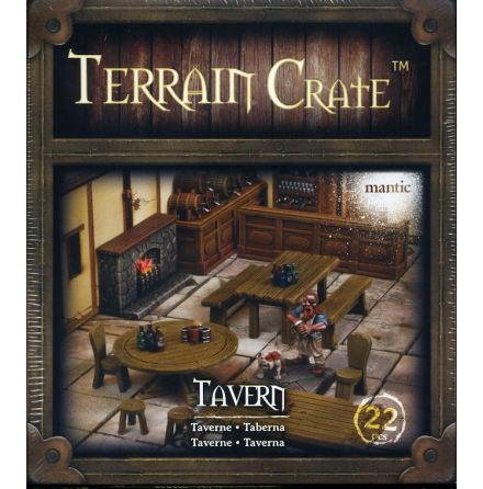 TERRAIN CRATE: TAVERN (2020)