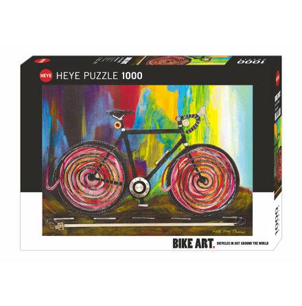Bike Art: Momentum (1000 pieces)