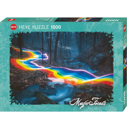 Magic Forests: Rainbow Road (1000 pieces)