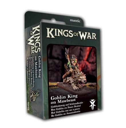 Goblin King on Mawbeast