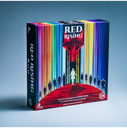Red Rising PRE ORDER (Release Q3 2021)