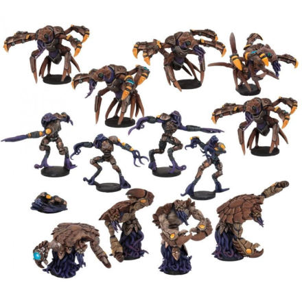 DreadBall: Kalimarin Ancients (Nameless) League Ed (14) (20% rabatt/discount!)