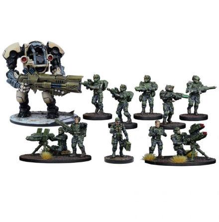 DEADZONE: GCPS Faction Booster (20% rabatt/discount!)
