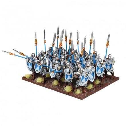 Basilean Men-At-Arms Regiment