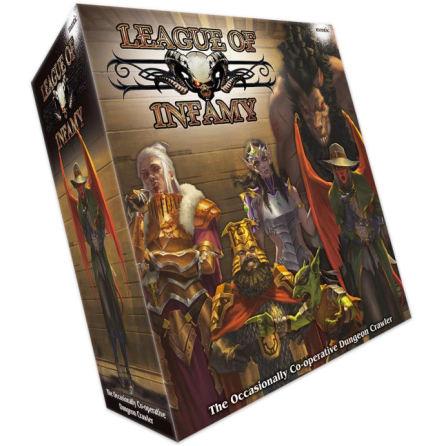 League of Infamy (Release April 2021)