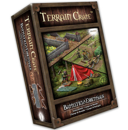TERRAIN CRATE: Battlefield Essentials