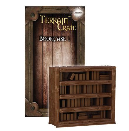 TERRAIN CRATE: Bookcase 1