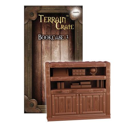 TERRAIN CRATE: Bookcase 3