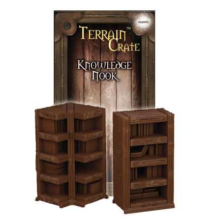 TERRAIN CRATE: Knowledge Nook