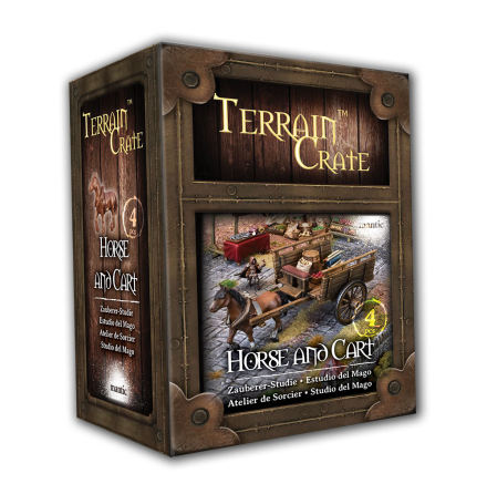 TERRAIN CRATE: Horse and Cart