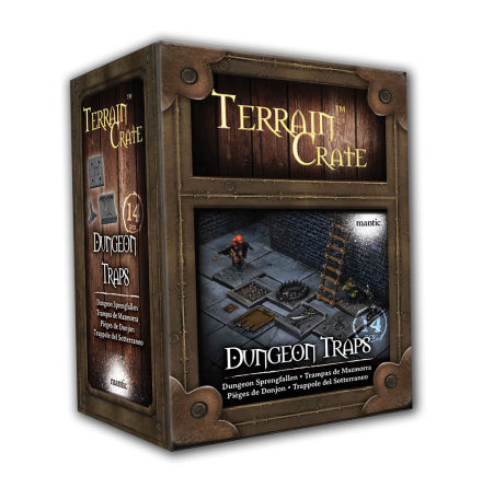 TERRAIN CRATE: Dungeon Traps