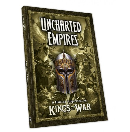 KoW 3rd Ed Armies of Pannithor (Uncharted Empires 2019)