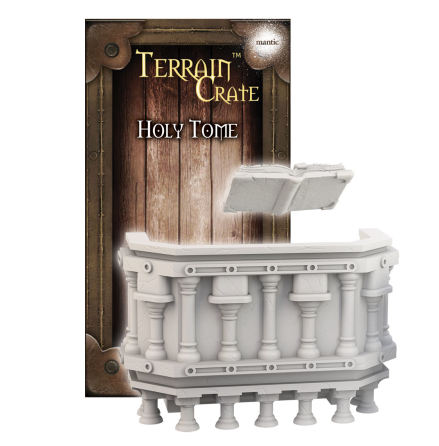 TERRAIN CRATE: Holy Tome