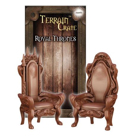 TERRAIN CRATE: Royal Thrones