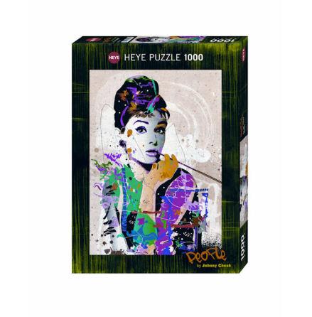 People: Audrey (1000 pieces)