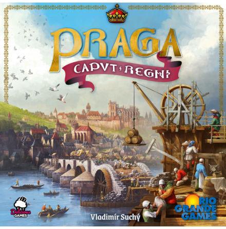 Praga Caput Regni PRE ORDER (Restock Q2/Q3)