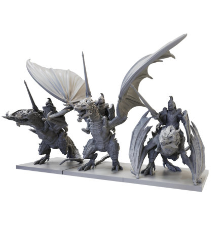 Elf Drakon Riders Regiment