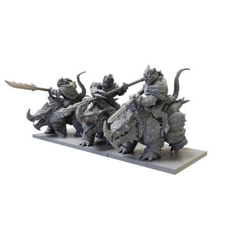 Rhinosaur Cavalry Regiment (Release Juli 2021)