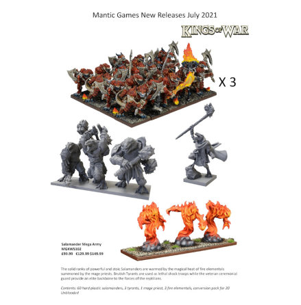 Salamander Mega Army (Release Juli 2021)