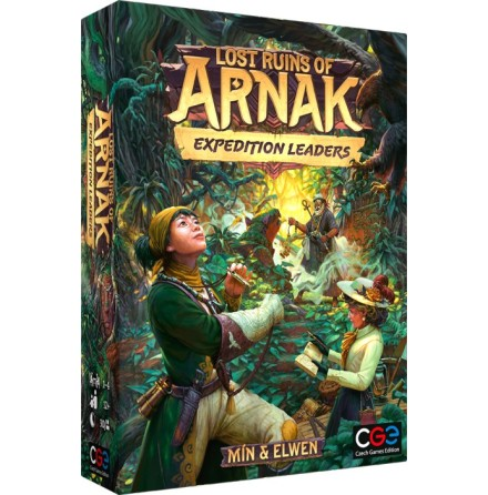 Lost Ruins of Arnak: Expedition Leaders (Q4 2021)