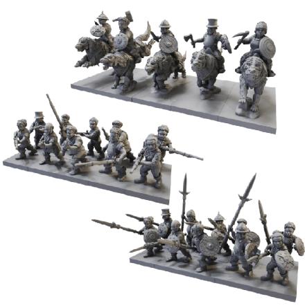 Halfling Battlegroup