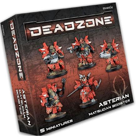 Deadzone 3.0 Asterian Matsudan Booster