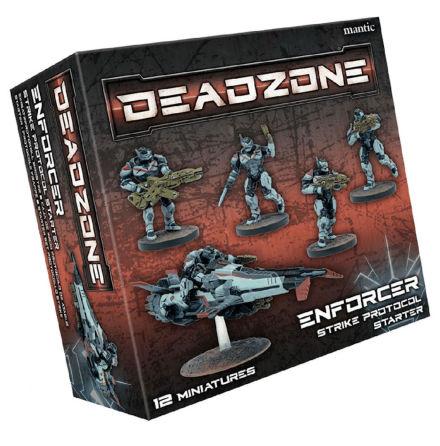 Deadzone 3.0 Enforcer Strike Protocol Starter