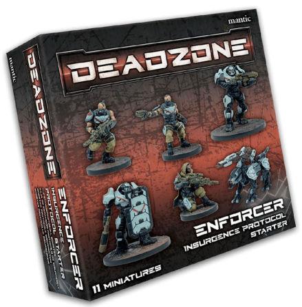 Deadzone 3.0 Enforcer Insurgence Protocol Starter