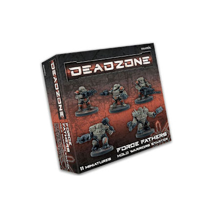 Deadzone 3.0 Forge Father Hold Warriors Starter