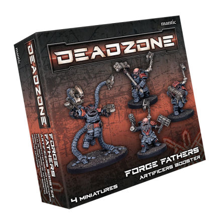 Deadzone 3.0 Forge Father Artificers Booster