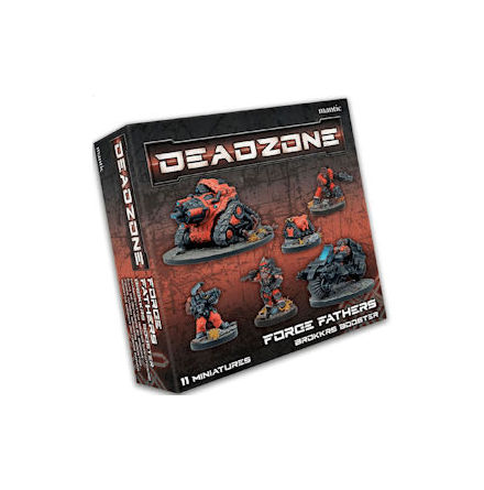 Deadzone 3.0 Forge Father Brokkrs Booster