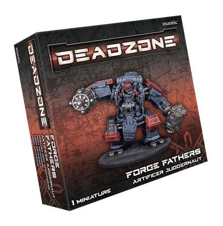 Deadzone 3.0 Forge Father Artificer Juggernaut